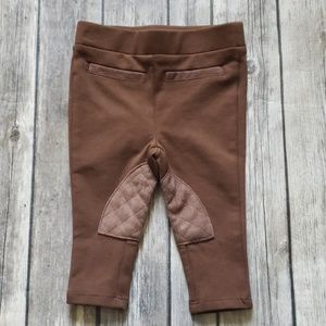 Janie and Jack Baby Girls Riding Pants